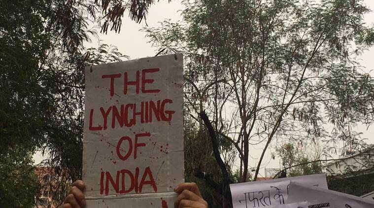 not in my name, #notinmyname, not in my name protest, not in my name new delhi, not in my name jantar mantar, not in my name mumbai, not in my name bengaluru, not in my name bangalore, junaid khan lynching, muslim lynching, india news