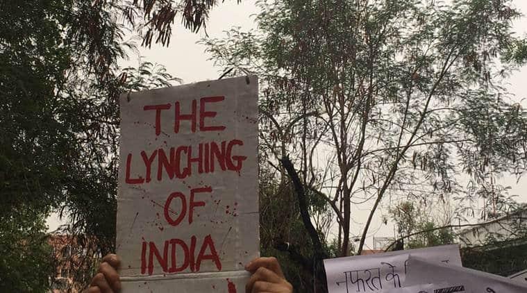 not in my name, #notinmyname, not in my name protest, jantar mnatar, jantar mantar protests,