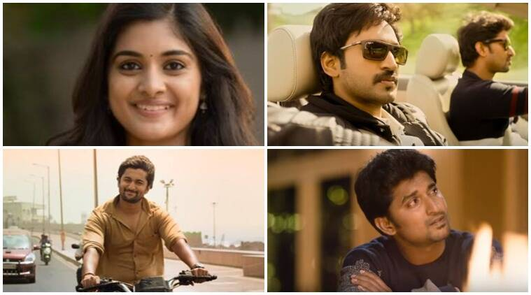 Ninnu Kori movie review, Ninnu Kori review, Ninnu Kori , Nani, Aadhi Pinisetty, Nivetha Thomas,
