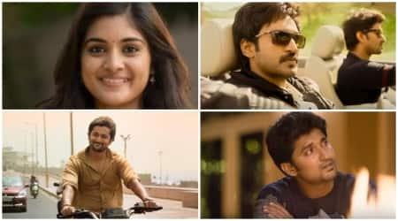 Ninnu Kori movie review, Ninnu Kori review, Ninnu Kori , Nani, Aadhi Pinisetty, Nivetha Thomas,