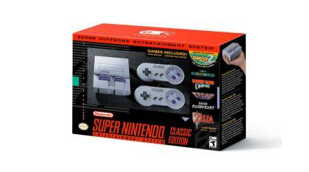 Nintendo SNES Classic Edition with 21 games announced, coming in September