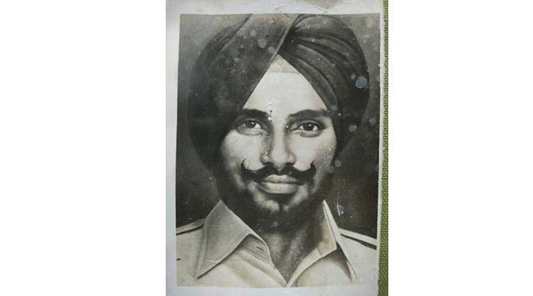 Nirmal Jit Singh Sekhon, iaf officer Nirmal Jit Singh Sekhon, Param Vir Chakra awardee, flying officer