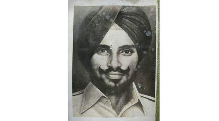 Nirmal Jit Singh Sekhon, iaf officer Nirmal Jit Singh Sekhon, Param Vir Chakra awardee, flying officer