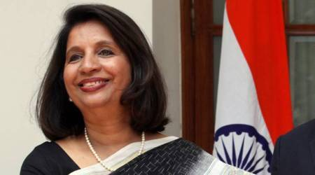 Nirupama Rao appointed public policy fellow to top USthink-tank
