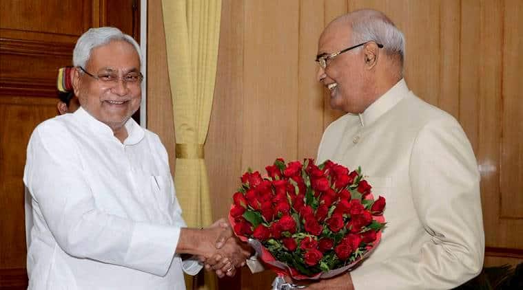JD(U), JDU, Nitish Kumar, Ram Nath Kovind, kovind support