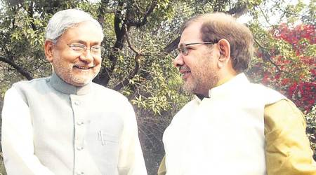 The overruling of Sharad Yadav, from note ban to presidentialcandidate