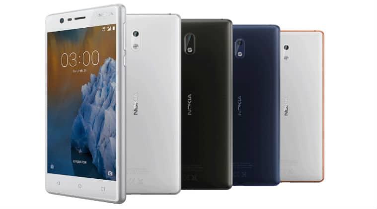 Nokia, Nokia 3, HMD Global, Nokia 3 sale, Nokia 3 India price