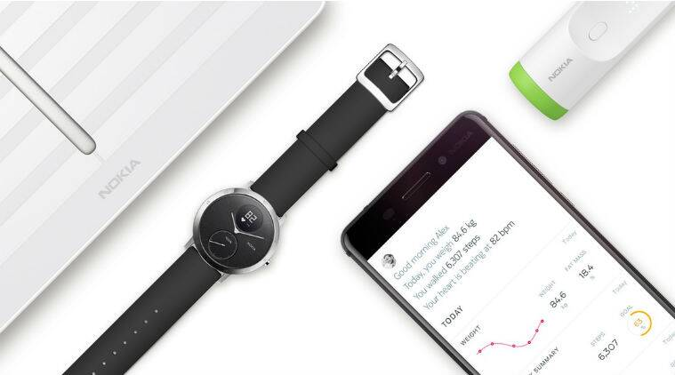 Nokia, Withings, Nokia Withings integration, Withings products, Withings integrated into Nokia