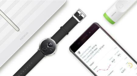 Withings products to transition into Nokia brand early summer 2017