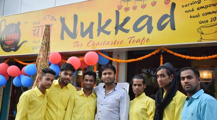 Food for thought: This Bhilai café employs only transgenders and ...