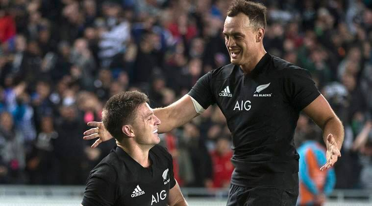 All Blacks coach to take pay cut, players to follow suit