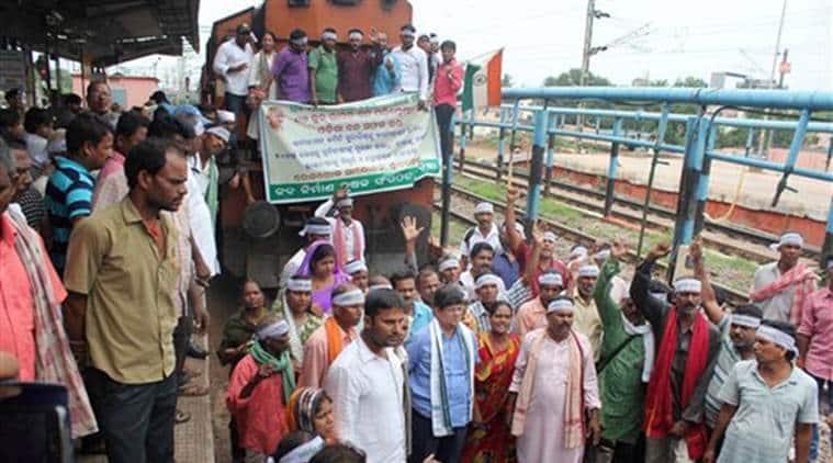 BJD, Congress, BJP, Odisha Protest, Odisha Agitation, Odisha, India News, Indian Express, Indian Express News