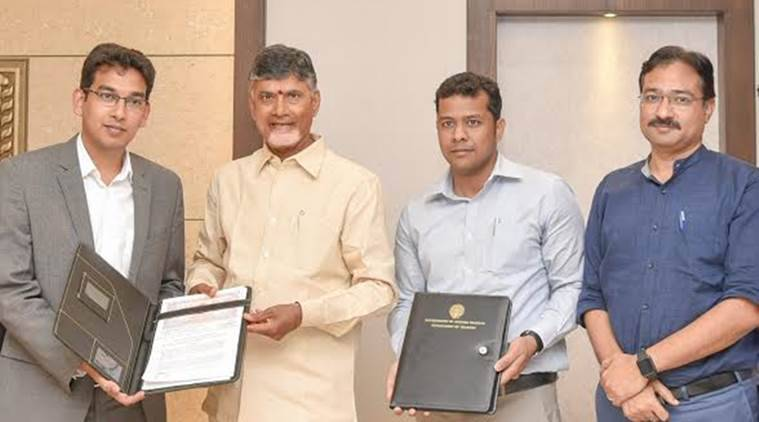Andhra Pradesh Government, Andhra Pradesh, Ola, Ola App, Andhra Pradesh Ola, Ola AP, India News, Indian Express, Indian Excpress News