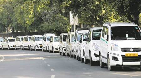 A first for government, power PSU moves from local taxis to Ola