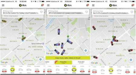 Ola replaces vehicle icons with Transformers 5: The Last Knight characters: Here's how to get