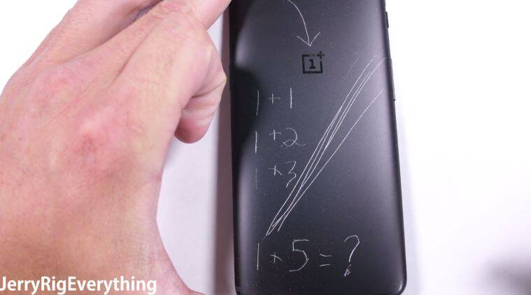 OnePlus 5, OnePlus 5 bend test, OnePlus 5 scratch test, OnePlus 5 India launch, OnePlus 5 Price, OnePlus, OnePlus 5 India launch date, OnePlus 5 specs, OnePlus 5 India price, OnePlus 5 sale,
