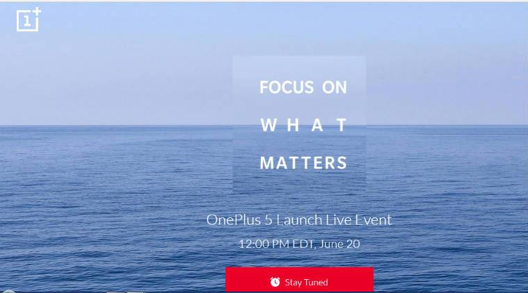 OnePlus 5, OnePlus, OnePlus 5 launch, OnePlus 5 India launch, OnePlus 5 features