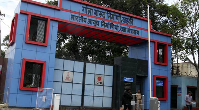 two killed in blast at ammunition factory in pune the