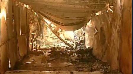 Cylinder blast in Southeast Delhi: Five killed, four injured after blaze engulfed shanties