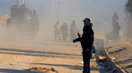 Iraqi forces start offensive to take back Islamic State held city of Tal Afar