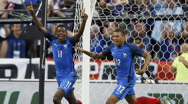Ousmane Dembele, England vs France, Indian Express
