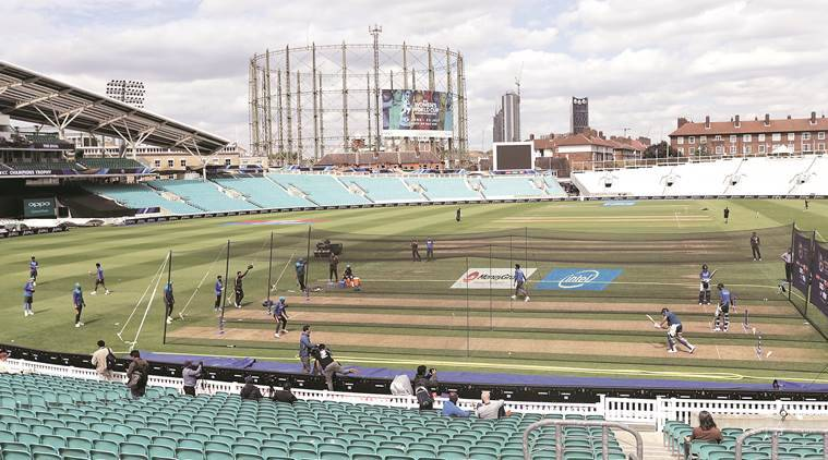 The Oval cricket ground, English cricket ground, ICC Champions Trophy 2017, cricket news, latest news, indian express sports