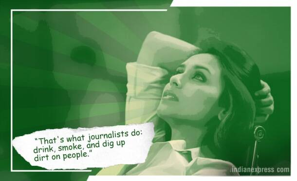 journalists, journlist jokes, news at the newsroom, overheard at the newsroom, indian express, indian express news