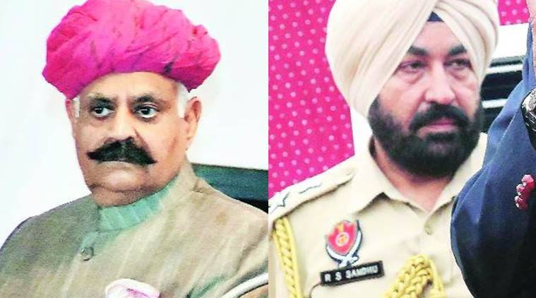 V P Singh Badnore, Punjab Governor, Indian express news, India news, Latest news