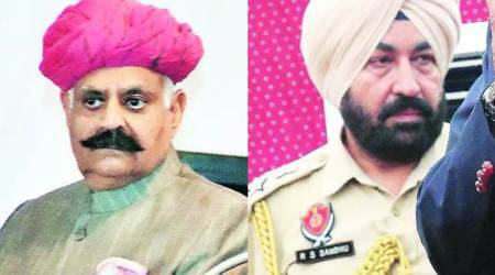 Badnore unhappy with replacement, Sandhu to continue as ADC