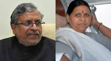Rabri Devi owns 18 flats worth Rs 20 crore in Patna: Sushil Modi