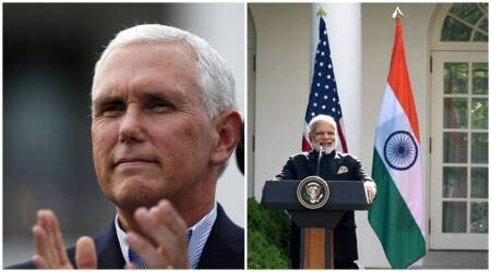 'India ana': How PM Modi invited former Indiana Governor Mike Pence to visit India