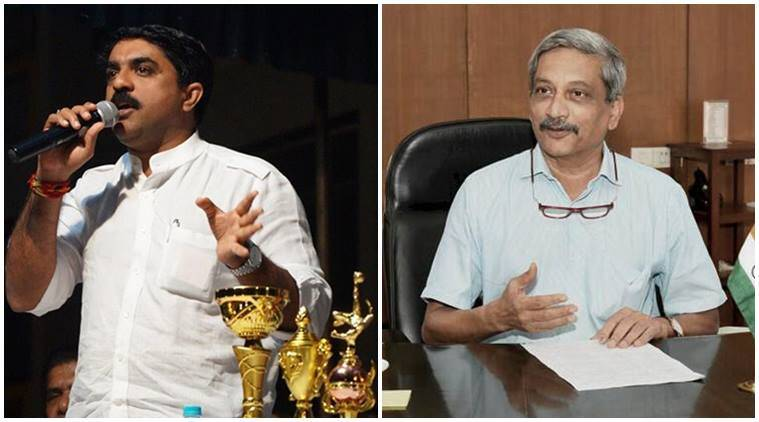 Cattle sale ban, beef ban, Goa beef ban, Goa cattle sale ban, Manohar Parrikar, Vijai Sardesai, Indian express