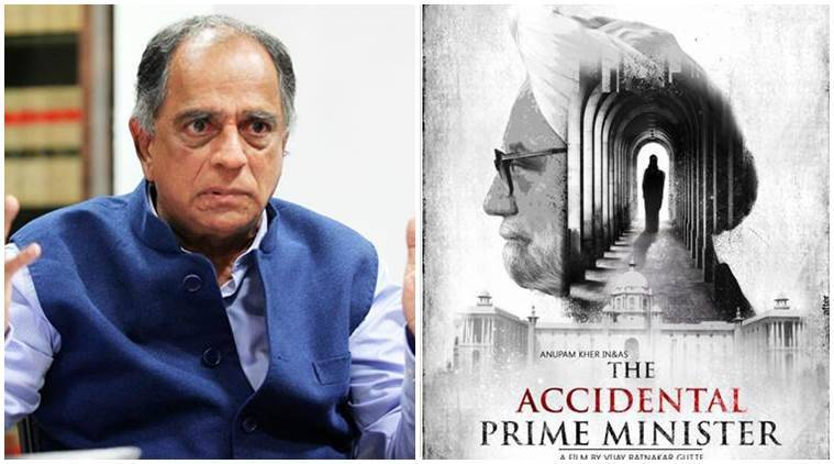 The Accidental Prime Minister, Anupam Kher, Pahlaj Nihalani, The Accidental Prime Minister film, Manmohan Singh