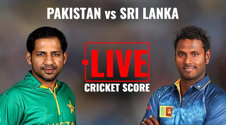 sri lanka vs pakistan, sl vs pak, icc champions trophy, indian express