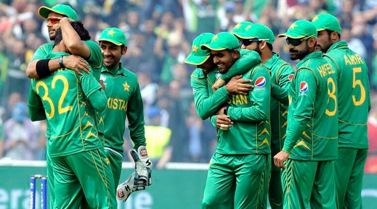 Hassan Ali, Shahid Afridi, ICC Champions Trophy