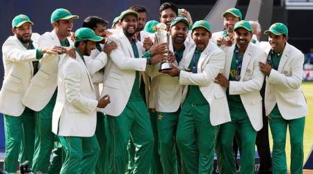 Champions Trophy win helps Pakistan earn Rs 14 crores; India settle for Rs 7 crores