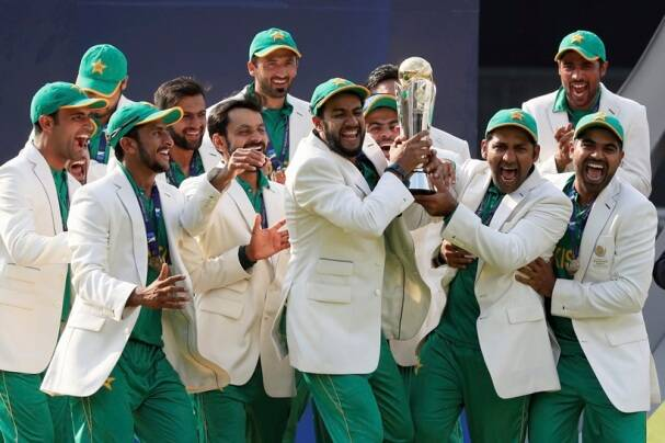 Pakistan win maiden ICC Champions Trophy title by defeating India