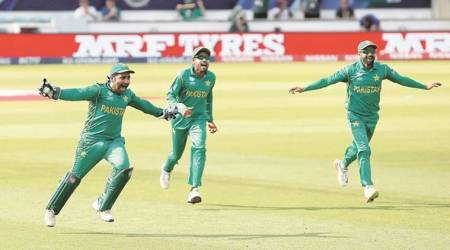 India vs Pakistan, Champions Trophy, Sarfraz Ahmed, Pakistan Cricket, Cricket, Indian Express