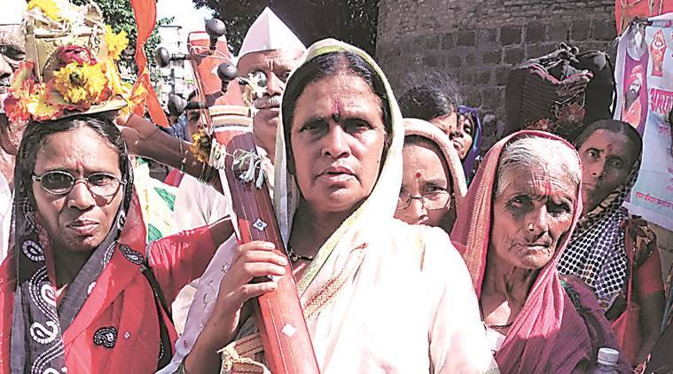 palki procession, lord vithhal, india news, indian express news