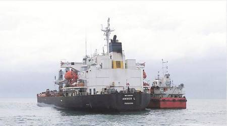 Panama cargo ship hit-and-run: FIR lodged, navigation records of vessel beingprobed