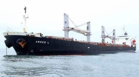 Cargo ship, Cargo ship accident, cargo ship collision, Kerala fishermen, Fishermen death, Panama Cargo ship, Indian express, India news, Marine news