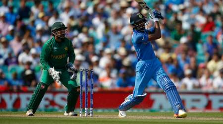 India vs Pakistan final, ICC Champions Trophy 2017: Hardik Pandya etches his name in record books with fearless batting