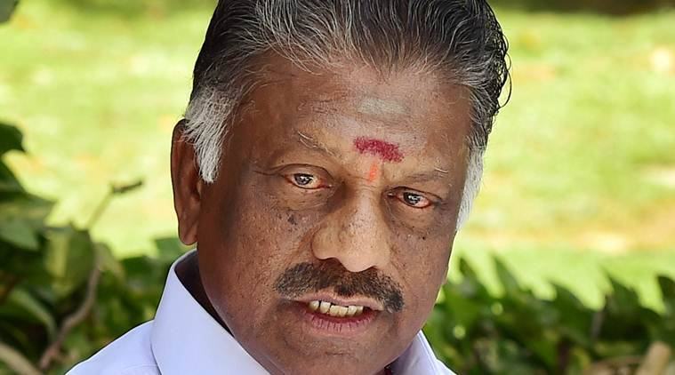 O Panneerselvam says 'Reworking elements' of new industrial policy