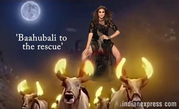 Baahubali to Dangal: Parineeti Chopra's 'power pose' perfectly fits into these funny memes