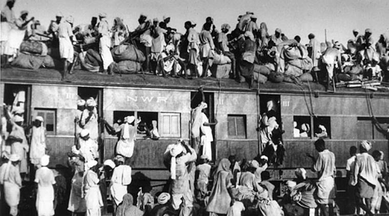 1947 partition, partition of India in 1947, Bridge Across The River, latest book. book on partition, tales, books, lifestyle news, Indian express News