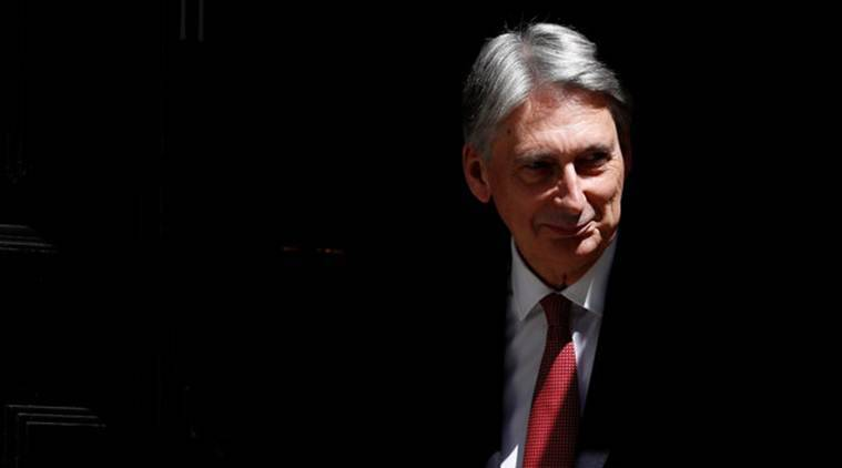 Philip Hammond, Theresa May, Brexit, UK General Elections