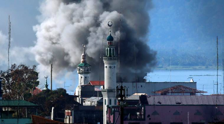 Philippines, islamic state, marawi, fighting islamic state, philippines army