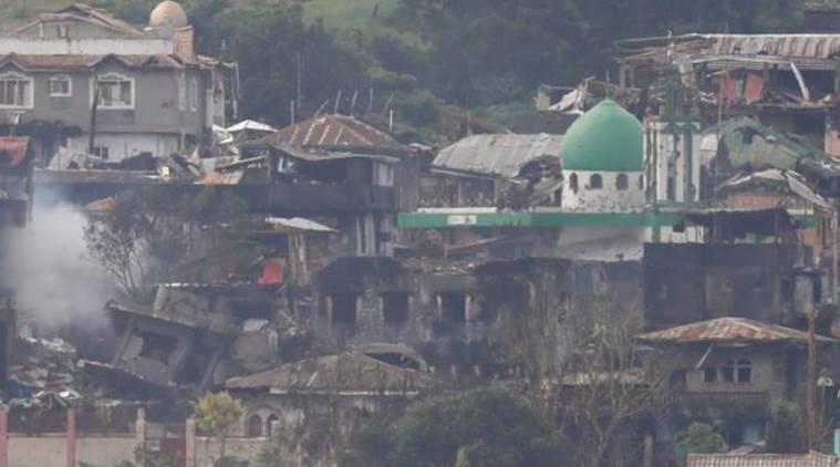 philippines, islamic state, marawi, fighting islamic state, philippines army, latest news, world news, indian express news