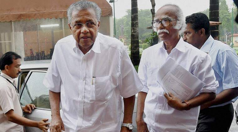 Kerala, Kerala Assembly, Pinarayi Vijayan, Cattle ban, BJP, LFD, UDF, India news, Indian Express