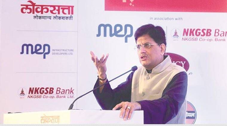 Maharashtra energy audits, Piyush Goyal, Badalta Maharashtra, Energy Efficiency Services Limited (EESL),  Ujwal Bharat Scheme, Mumbai News, Indian Express News